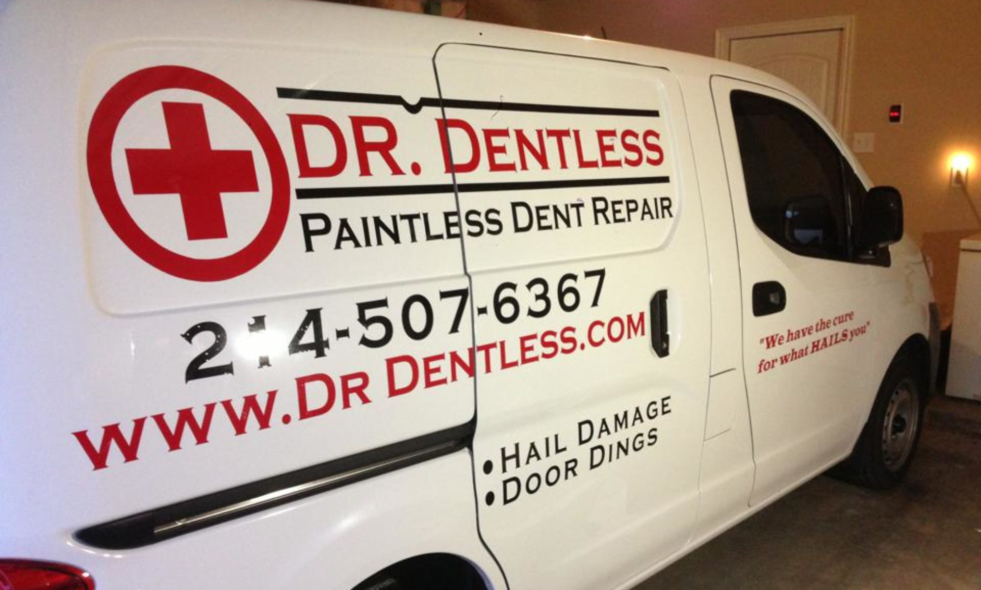 Dr. Dentless Auto Clinic | Paintless Dent Repair and Auto Detailing